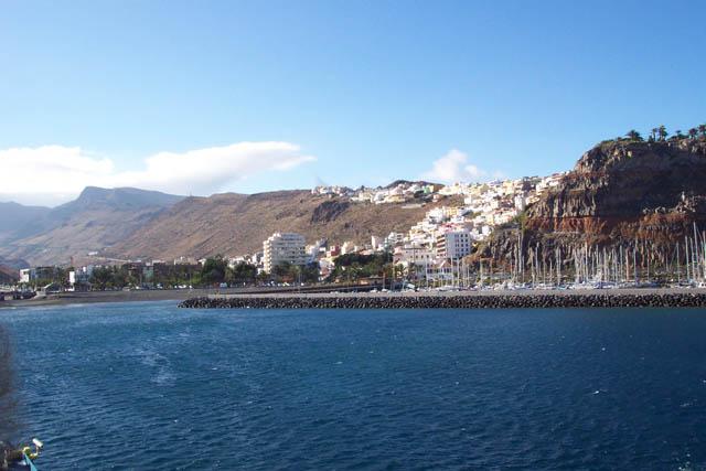 Una vista del puerto. © Paco Bellido, 2003