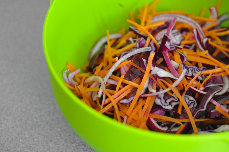 Simple Healthy Slaw
