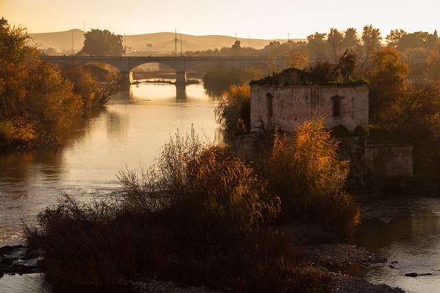 Views Of The Roman Bridge
