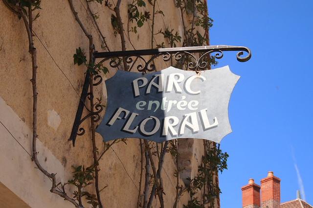 Apremont-sur-Allier - Le parc floral