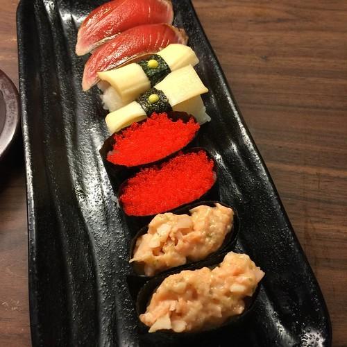 推薦高雄日本料理吃到飽,好吃的松江庭生魚片跟壽司料理 (5)