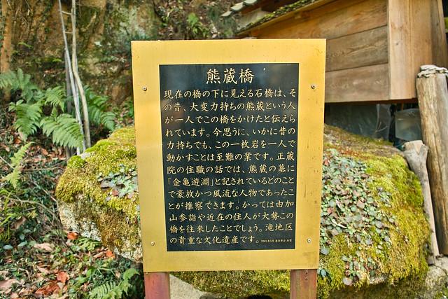 熊蔵橋 #2