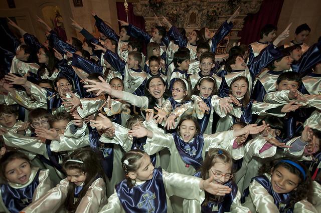 2011 English through Gospel Giuggianello (LE)