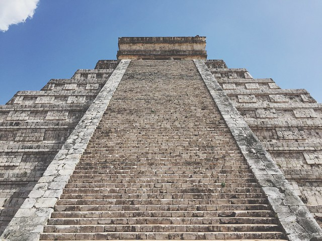 Architecture AMPt - Angles Mexican Architecture AMPt - My Perspective AMPt_community Mexican Style Mayan Mayan Ruins Riviera Maya Chichen Itza Wonderoftheworld