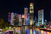 Downtown Core and Singapore River, Singapore