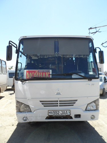 The Bus to Moynaq