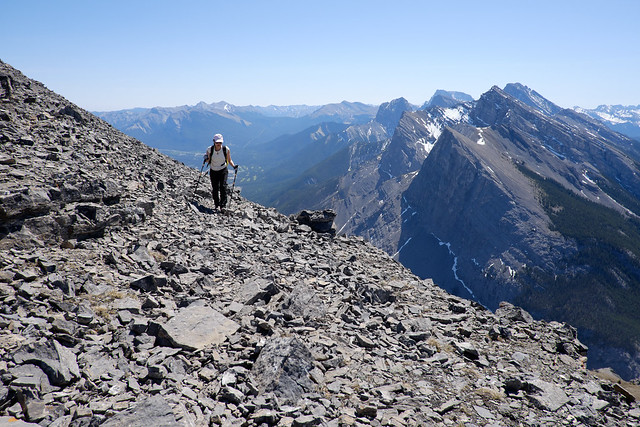 Scrambles - East End of Rundle 2016 -8