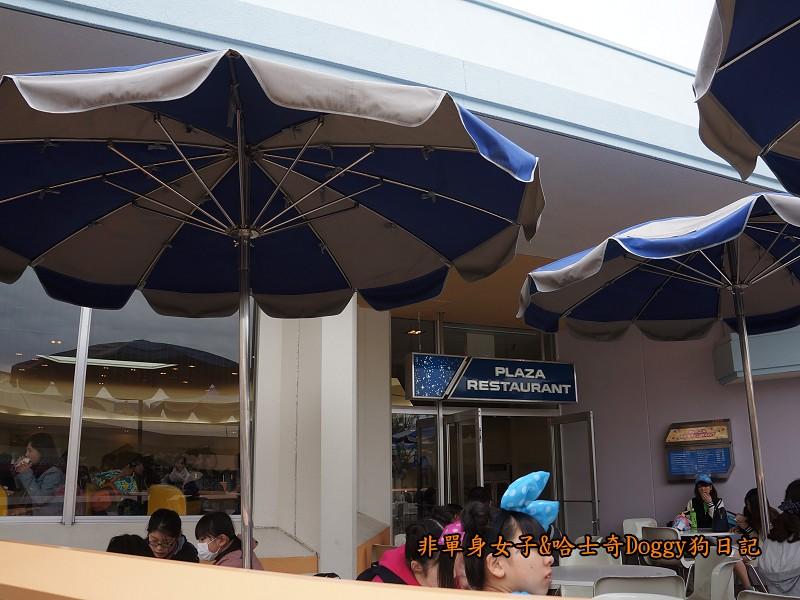 東京迪士尼樂園40廣場餐館Plaza Restaurant
