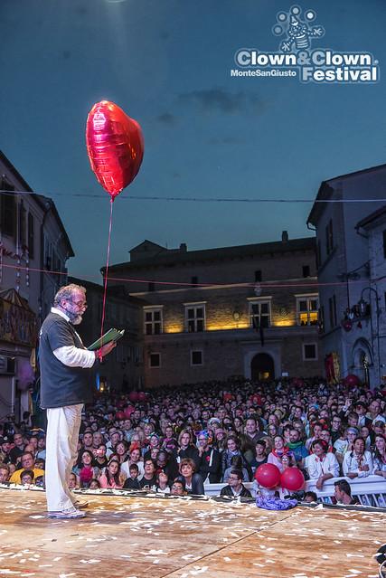 Giobbe Covatta - Clown nel Cuore 2014