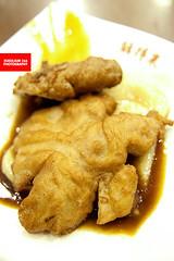 排骨年糕 (Deep-Fried Pork Ribs & Rice Cake…