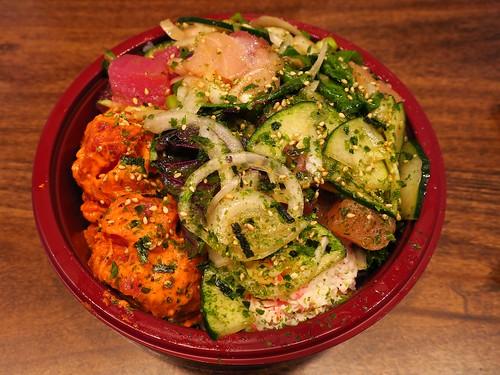 Tuna Lover rice bowl