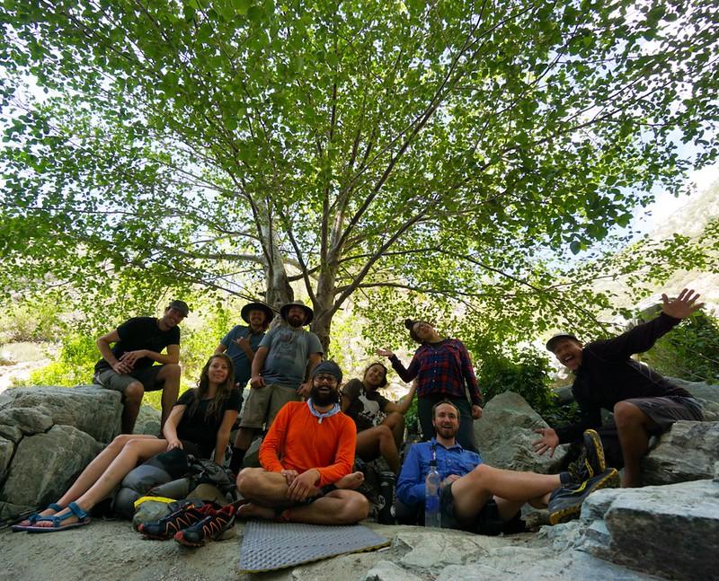 The East Fork Crew! Photo by Darryl Vigil