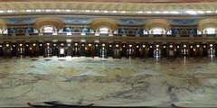 Wisconsin Capital Rotunda. #Equirectangular
