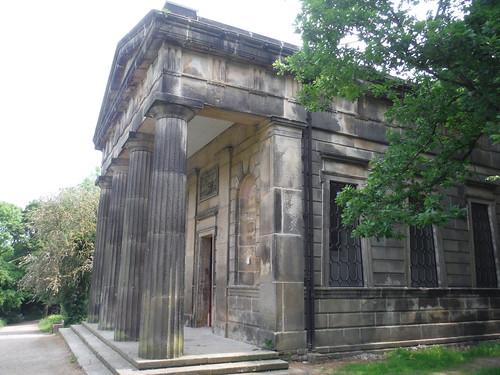 Sheffield General Cemetery, Nonconformist Chapel