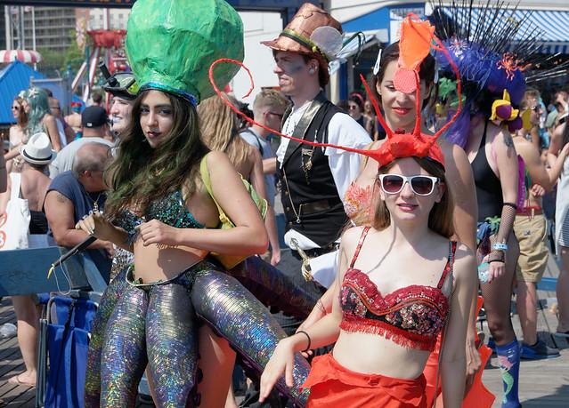 Coney Island Mermaid Parade 2016   SAM_4695