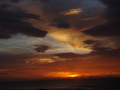 CONTIS Plage - sunsets automnaux.