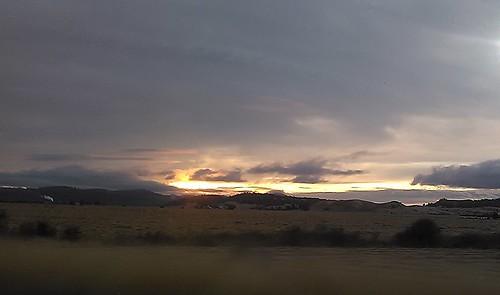 morning sunrise i5