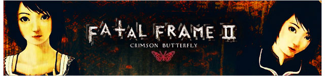 Fatal Frame 2 PS2 Classic