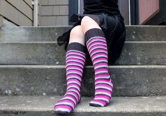 Domestic Badass Knee Socks 3