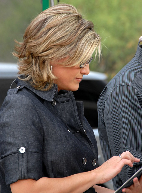 Ashleigh Banfield Hair