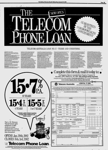 """The Telecom Phone Loan"" No. 17"
