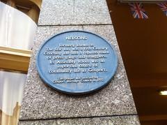 Photo of Star Inn, Gosport blue plaque