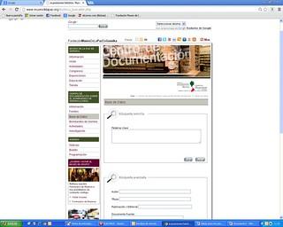 Web del Museo de la Paz.