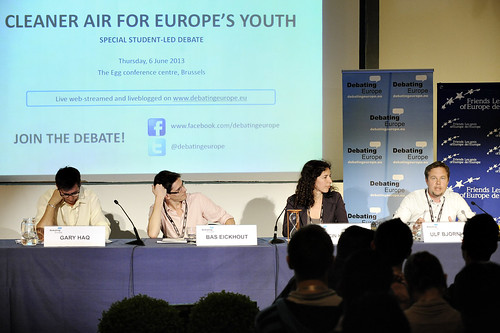 Cleaner air for Europe's youth