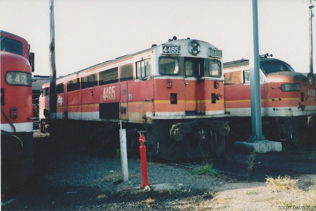 Broadmeadow loco 90_ 20 by Scott D