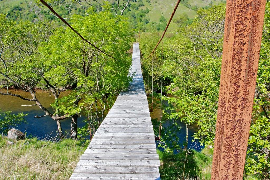 Bridge across the River Kinglass