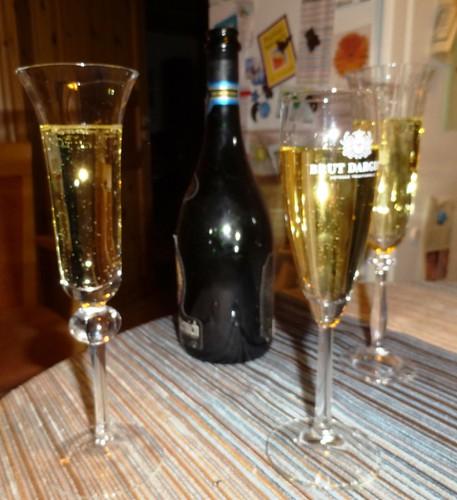 champagner alter haltbarkeit