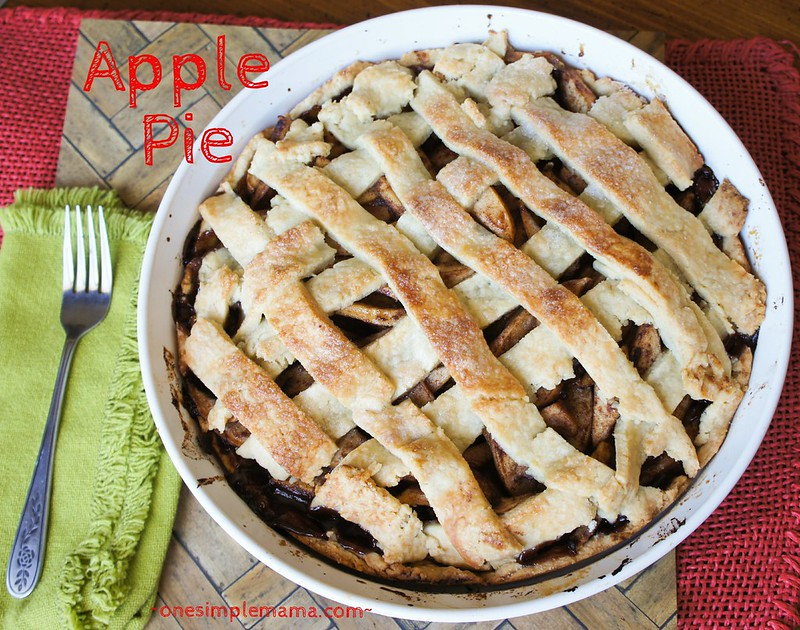 Premier Apple Pie