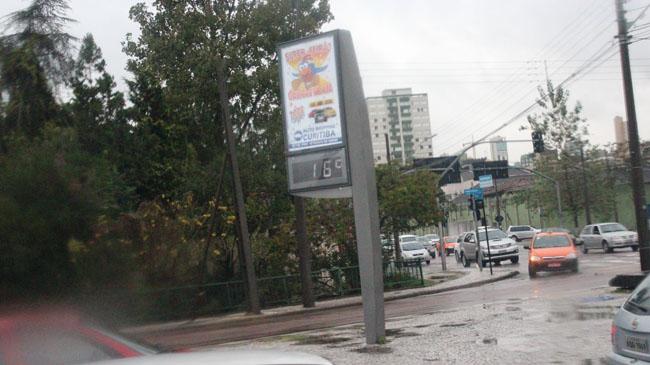 16ºC - Curitiba
