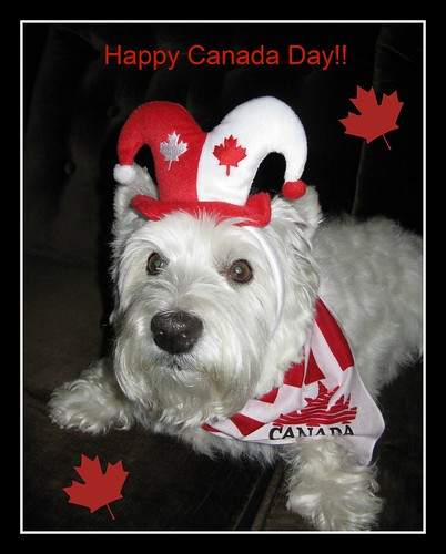 "6/12B ~ ""Proud to be a Canadian"""