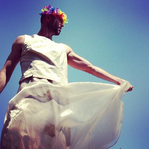 Urban goddess #ejksummer2013 #ejknyc13