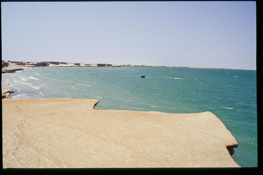 Mauritanie - Banc d'Arguin - Le long de la côte