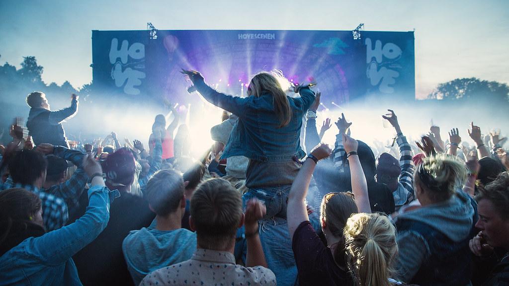 Calvin Harris - Hovefestivalen 2013