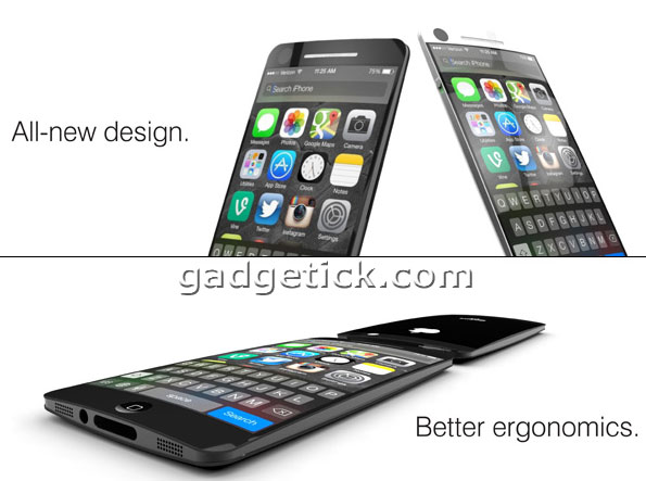 iPhone 5S получит улучшенную эргономику