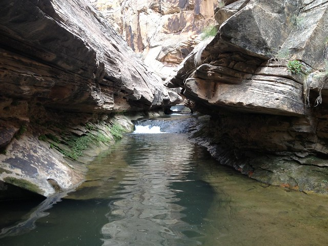 Death Hollow narrows