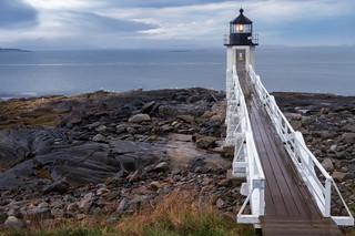 Daybreak At The Marshall Point Lighthouse