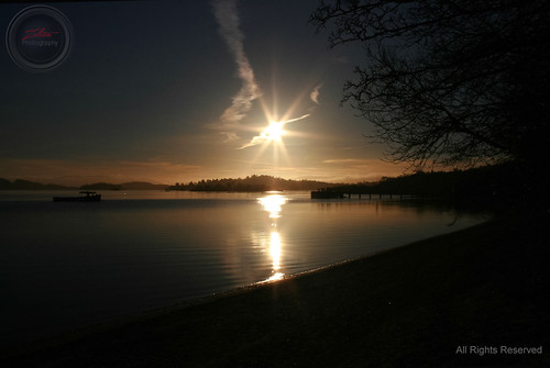 Luss at Sunrise by xxx zos xxx