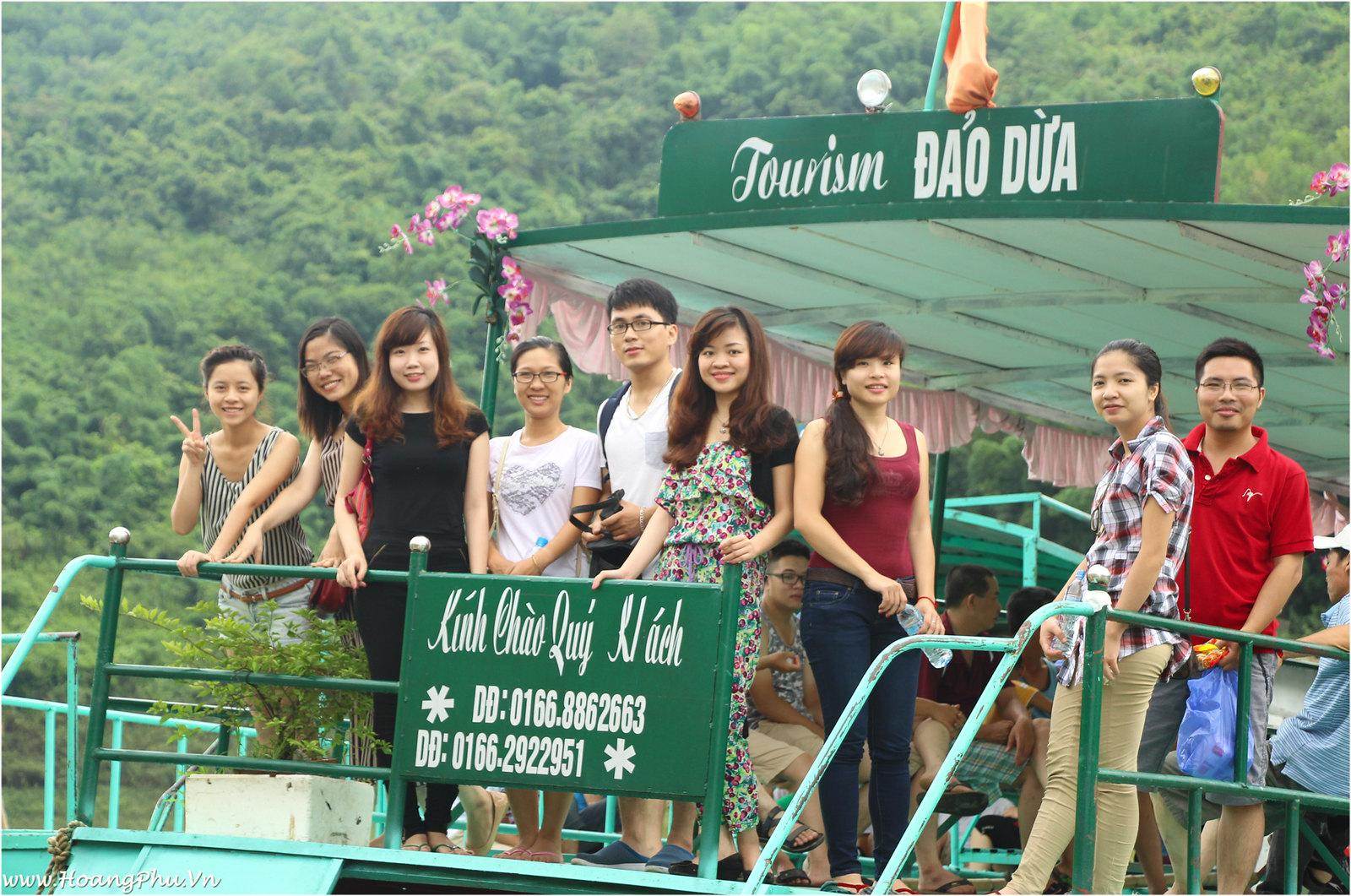 Du lịch Hồ Thung Nai (Hòa Bình)