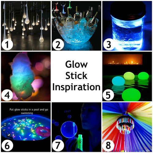 Mrs. Fields Secrets Glow Stick Inspiration