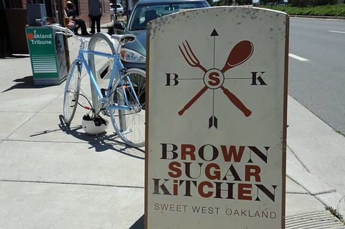 Brown Sugar Kitchen @ Oakland