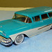 1958 Ford Country Sedan Station Wagon Promo Model Car - Turquoise and Snow White by coconv