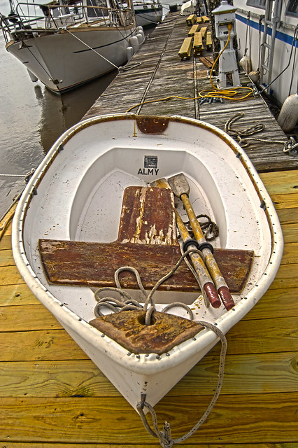 Almy - A New Gunwale Guard