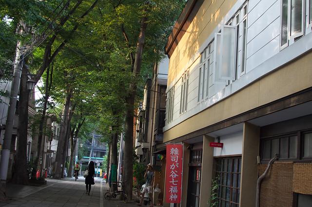 東京路地裏散歩 2013年8月7日 池袋・雑司が谷
