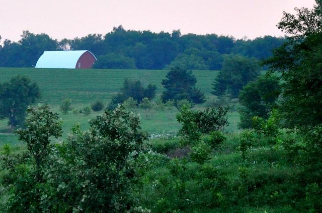 Iowa barn, Lyon county