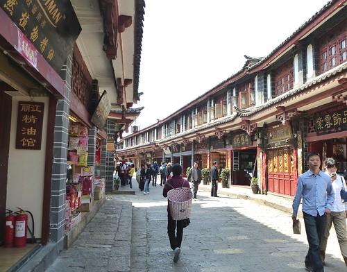 Yunnan13-Lijiang-Dongda Street (2)