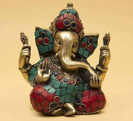 1000 names of Lord Ganesha – Shri Ganesha Sahasra Nâmavali